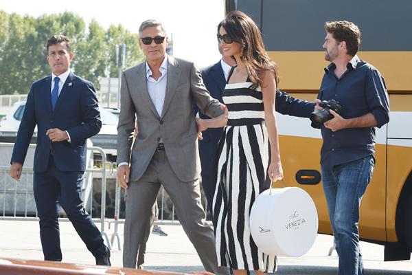 Điều ít biết về vợ mới cưới của George Clooney