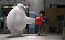 'Biệt đội Big Hero' tiếp tục tung trailer hài hước