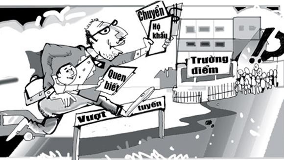 Nguyễn Hoàng Ánh, tham nhũng, giáo dục, đại học