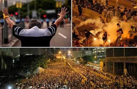 Người biểu tình Hong Kong đặt hạn chót với chính quyền
