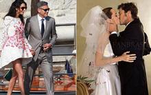 Đám cưới đối lập của hai người đàn ông quyến rũ nhất