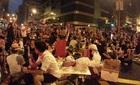 Người biểu tình Hồng Kông dọn dẹp đường phố mỗi đêm