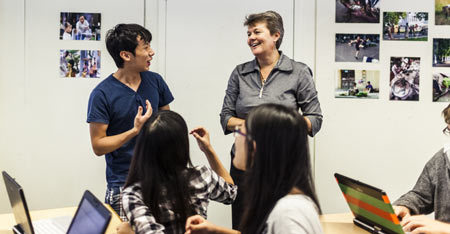Học bổng 25.000 USD vào trường quốc tế đầu tiên ở Hà Nội