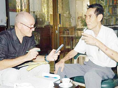 điệp viên, Phạm Xuân Ẩn, tình báo, tướng Giáp