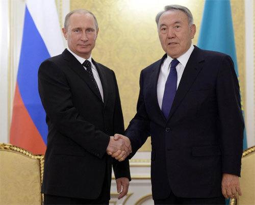 Thế giới 24h: Ông Putin thăm Kazakhstan