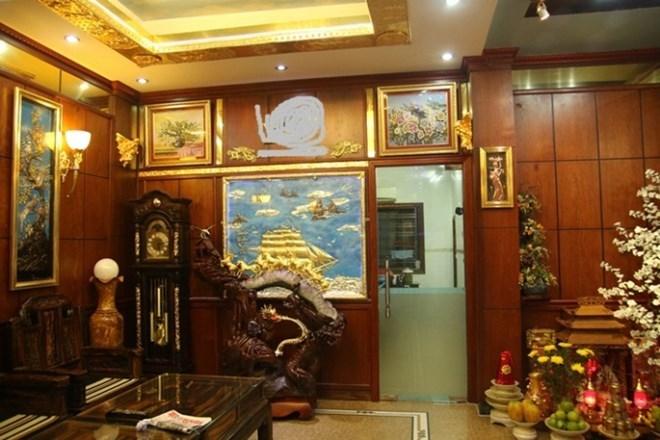 Những 'con vật' mạ vàng 'nhảy múa' trong nhà đại gia Việt 6