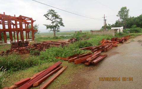 nhà gỗ, biến mất, bí ẩn, đẹp nhất, phố núi, Hương Sơn, Hà Tĩnh
