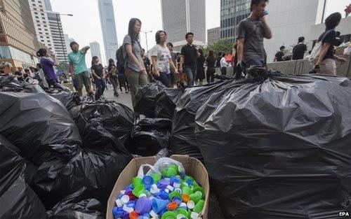 Hong Kong, biểu tình, đặc biệt