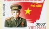 Phát hành bộ tem đặc biệt kỷ niệm 100 năm sinh Lê Trọng Tấn