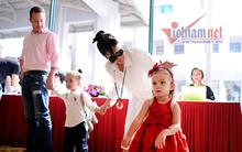 Trang phục của ca sĩ Hồng Nhung lại gây chú ý
