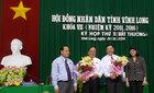 Vĩnh Long họp bất thường bầu Chủ tịch tỉnh
