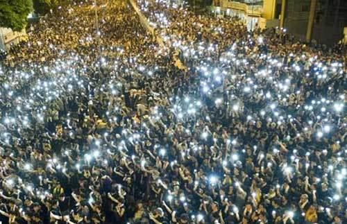 Hong Kong, biểu tình, Tập Cận Bình, TQ