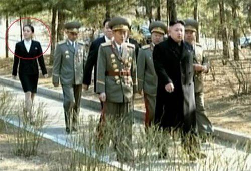 Em gái Kim Jong-un đang lãnh đạo Triều Tiên?