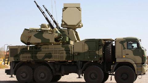 Iraq nhận được lô vũ khí khủng của Nga