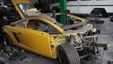 Những siêu xe từng gặp nạn tại Việt Nam