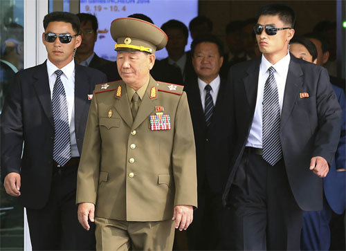 Triều Tiên, Hàn Quốc, thăm, bất ngờ