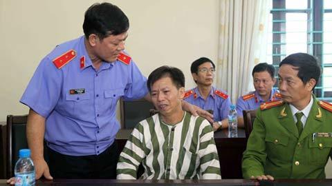 Đinh Thế Hưng, Luật tố tụng hình sự, quyền im lặng, suy đoán vô tội, Nguyễn Thanh Chấn
