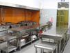 Cận cảnh bếp ăn bán trú 1,3 tỷ ở TP.HCM