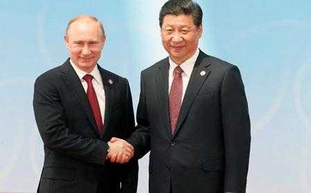 Chiến đấu lâu dài, Putin thiết lập thế trận đồng minh
