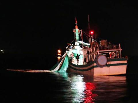 Tận diệt hải sản ở Lý Sơn