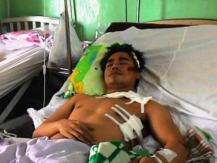 MC truyền hình bị cướp đâm trọng thương ở Sài Gòn