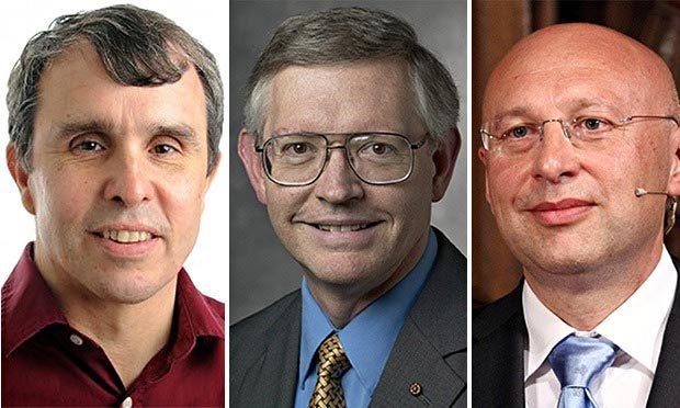 giải Nobel, Nobel Hóa học 2014, Mỹ, Đức
