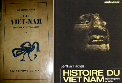sách, Lê Thành Khôi, Lịch sử