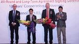 TCT Thép Việt Nam và DN Áo, 10 năm hợp tác toàn diện