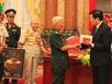 Chủ tịch nước gặp cựu chiến binh lực lượng vũ trang tinh nhuệ