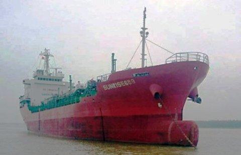 Sunrise 689, cảnh sát biển, cướp biển, dầu, Vũng tàu, điều tra