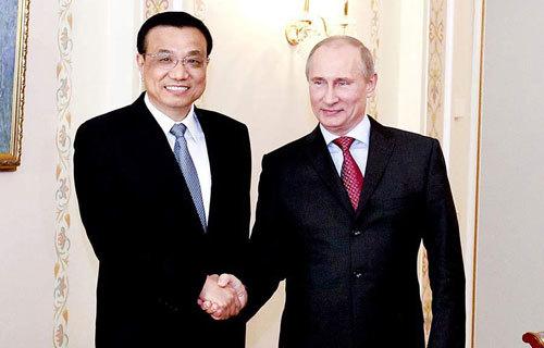 TQ, Nga, Putin, Lý Khắc Cường, năng lượng, Ukraina