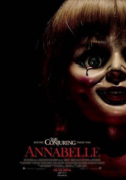 phim kinh dị, Annabelle