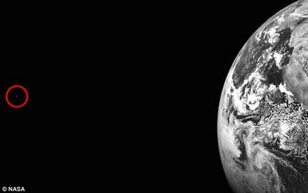 Sao Hỏa 'phá đám' Trái Đất từ khoảng cách siêu xa