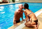Ngưỡng mộ cặp vợ chồng huấn luyện viên thể hình nóng bỏng ở Hà Nội