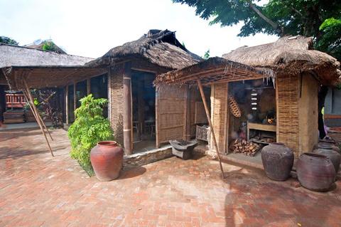 nhà cổ, di sản, kiến trúc