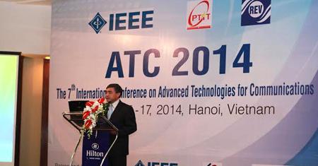 ATC 2014, 4G, 5G, Học viện Công nghệ Bưu chính viễn thông
