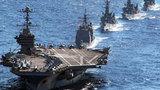 Hải quân Mỹ tập tác chiến đối phó với TQ?