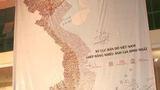 Tặng bản đồ lớn nhất Việt Nam cho huyện đảo Trường Sa