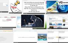 Sự cố sập hàng loạt website: Nghi vấn bị phá hoại