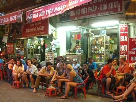 ẩm thực, quà vặt, Hà Nội, chợ Đồng Xuân