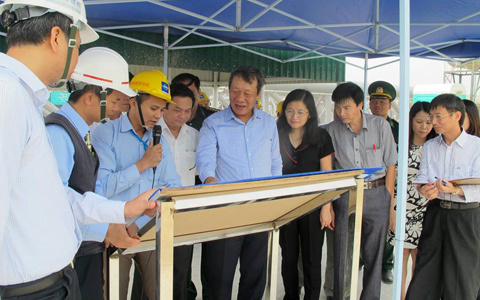 Chỉ 36% lao động Trung Quốc ở Vũng Áng có phép