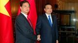 Thủ tướng Nguyễn Tấn Dũng gặp Thủ tướng TQ