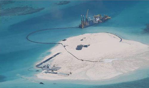 Báo Mỹ: ông Tập Cận Bình phê chuẩn 'cải tạo đảo'