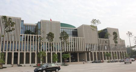 Điều thú vị về tòa nhà Quốc hội mới