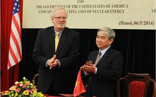 Hiệp định hạt nhân Việt Mỹ, điện hạt nhân