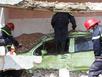 Đào bới hiện trường tìm thi thể 2 nạn nhân mất tích