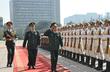 Bộ trưởng Quốc phòng hội kiến Phó chủ tịch Quân ủy TƯ TQ