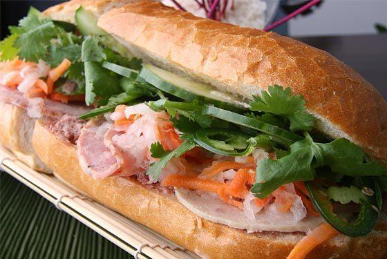 'Bánh mì Việt Nam ngon nhất thế giới?'