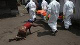 Hãi hùng cảnh rên la thảm thiết ở tâm dịch Ebola