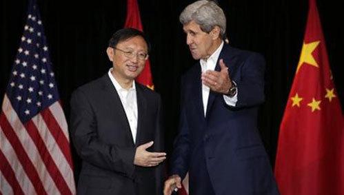 Mỹ, TQ, Hong Kong, Biển Đông, nhân quyền